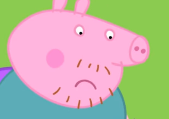 The Daddy Pig Conundrum Spirit Of The Page